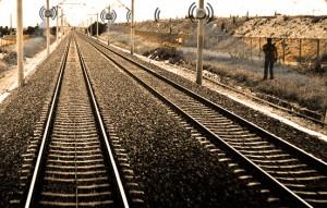 Vias de Tren en Detectando