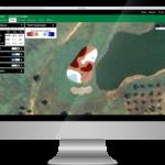POGO plataforma visualización datos humedad
