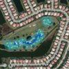 POGO detección GPS aspersores