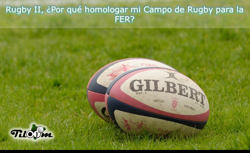 homologación rugby