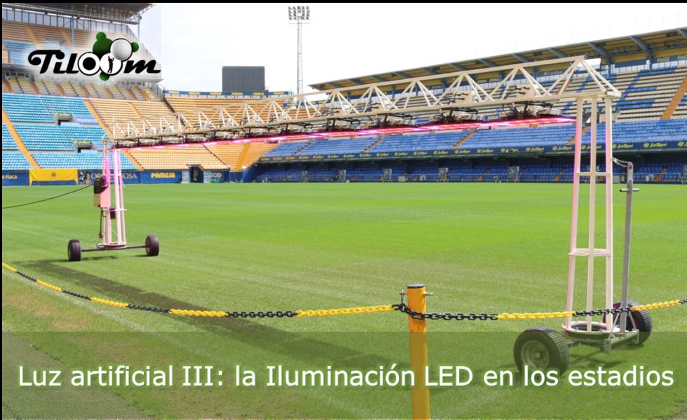 La iluminación LED