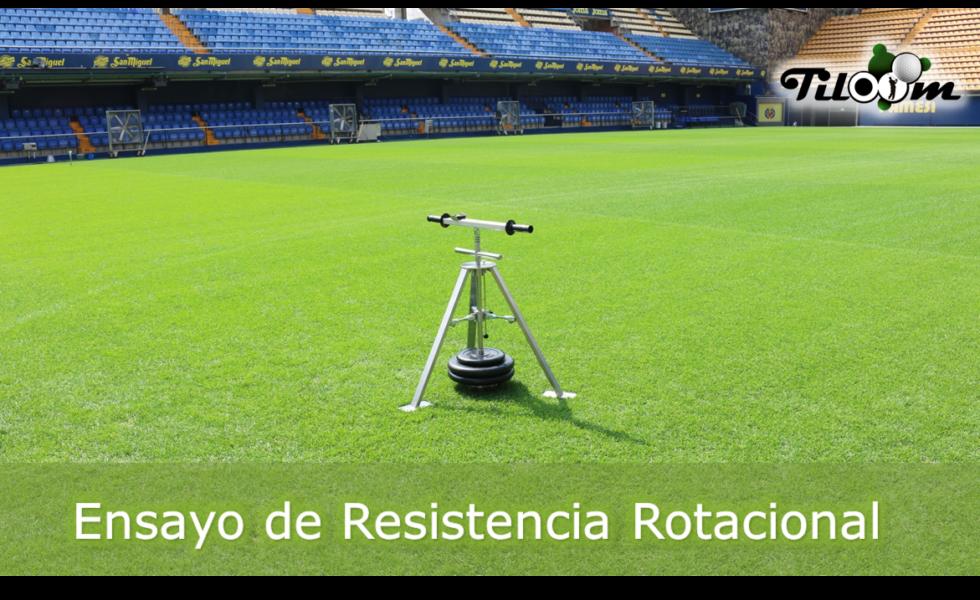 medidor de resistencia rotacional
