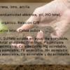 Análisis laboratorio Suelo Estándar SC