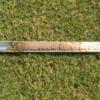 Ejemplo de muestra sacada con la barrena cilíndrica