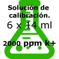 2000 ppm k