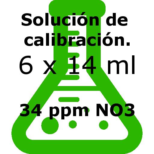 34 ppm no3