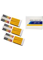 240 tiras pH de 1 a 14